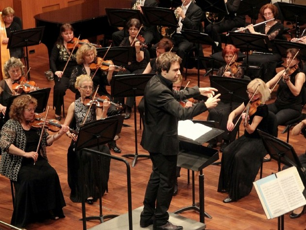 Zárókoncert / Le concert final Fotó / Photographié par Barna Laczy