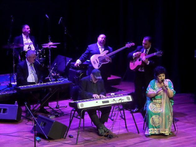 Miskolcon, a Művészetek Házában tartott koncerten PTV Fotó: Vona Ildikó