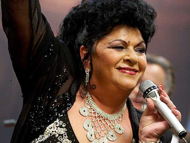Bangó Margit (Fotó: MTI)