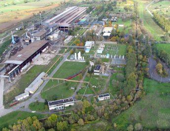 Húszmillió eurós fejlesztés az ÓAM Ózdi Acélművek Kft.-nél
