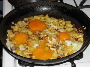 Krumplis tojas