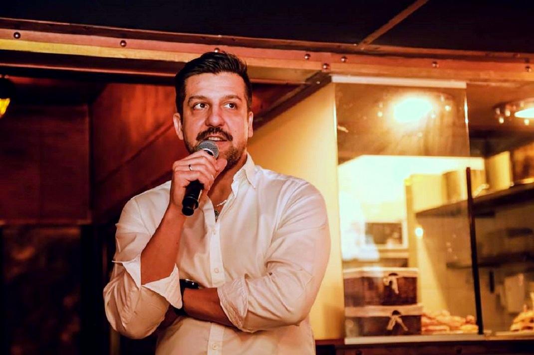 Kean, a színész című darab sajtótájékoztatóján (Fotó: Thália Színház/ Csatáry-Nagy Krisztina)