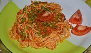 Ínycsiklandó olasz tésztaétel harminc perc alatt