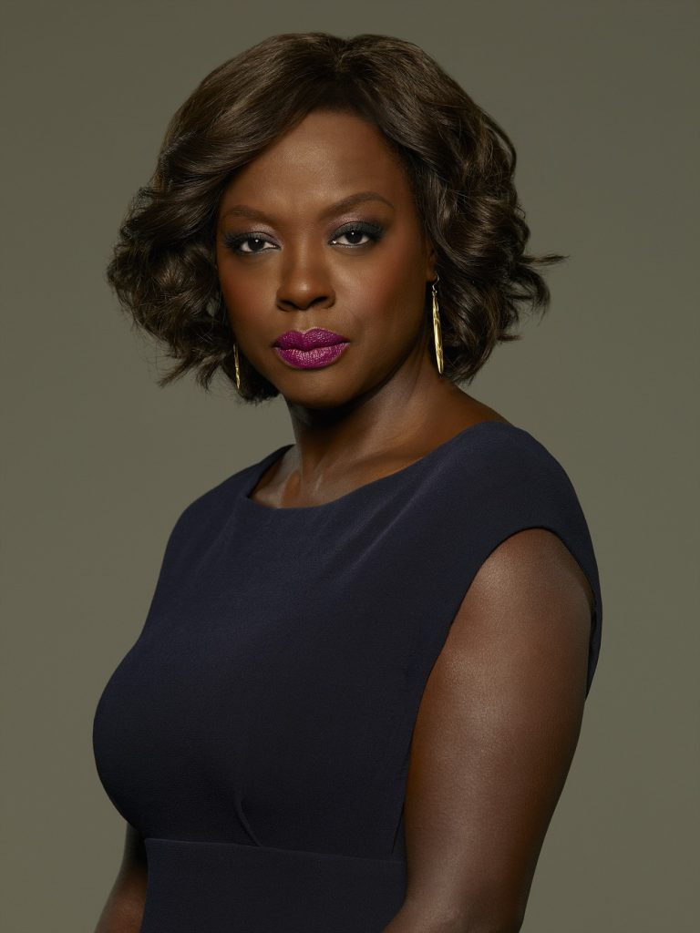 """HOW TO GET AWAY WITH MURDER - ABC's """"How to Get Away with Murder"""" stars Viola Davis as Professor Annalise Keating. (ABC/Bob D'Amico)"""