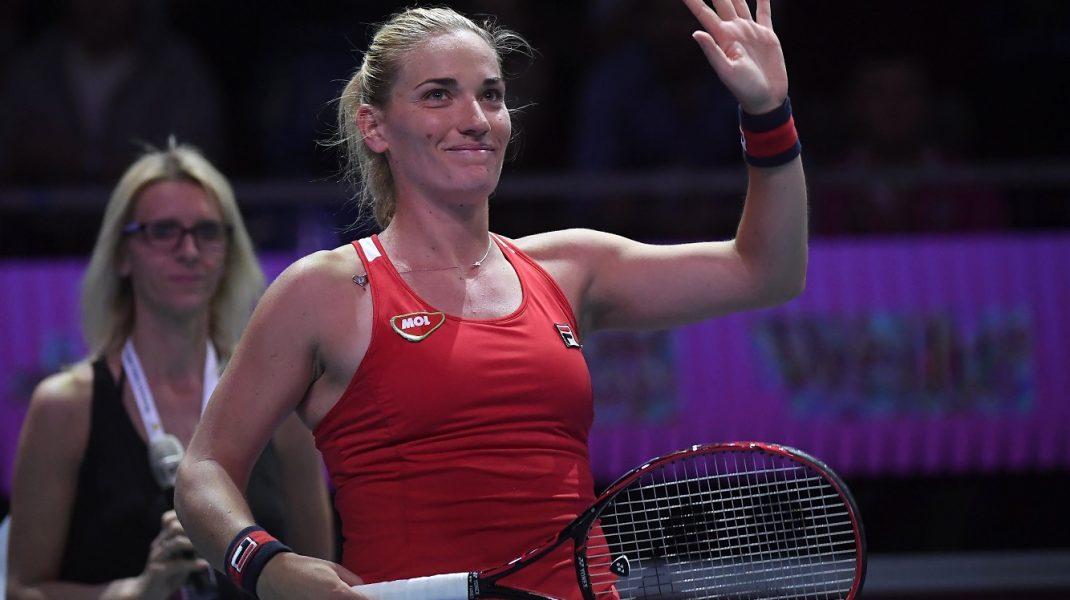 Budapesti női tenisztorna – A címvédő Babos Tímea a 16 között