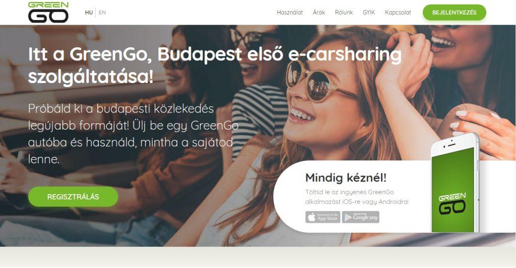 GreenGo car-sharing