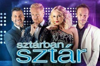 Sztárban sztár,Bereczki Zoltán,Köllő Babett,Kökény Attila,Papp Szabi,tv2