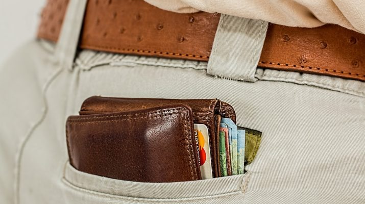 pénztárca