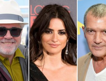 Pedro Almodóvar legújabb filmjét március végén mutatják be Spanyolországban