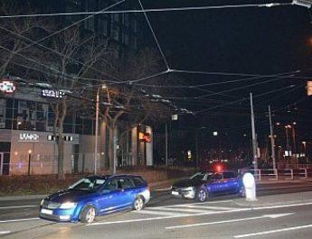 Autósüldözés Pozsonyban