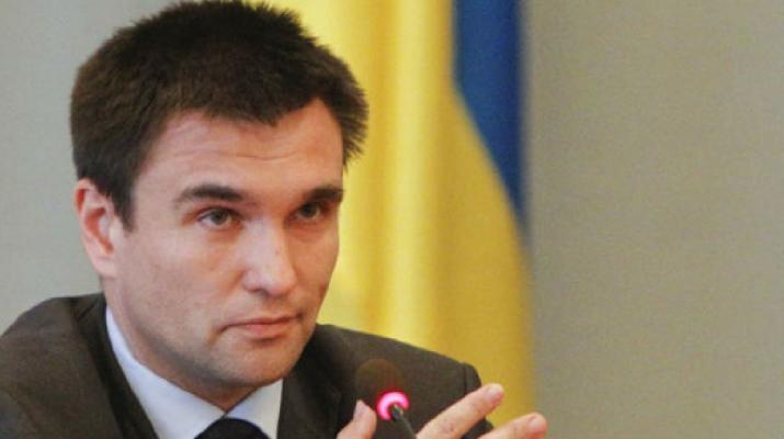 Klimkin ismét a kettős állampolgárság törvényesítését javasolta