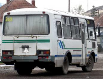 Kiesett két nő egy buszból a Munkácsi járásban
