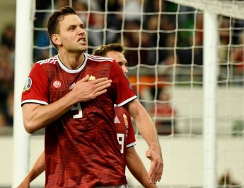 2-1-re legyőzte a magyar labdarúgó-válogatott a világbajnoki ezüstérmes horvát csapatot az Európa-bajnoki selejtezősorozat második fordulójában