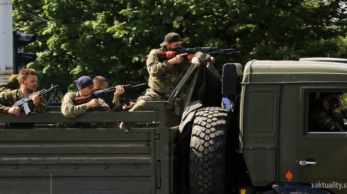 Evakuálás: Iskolát is tűz alá vett az ukrán hadsereg Donyeckben