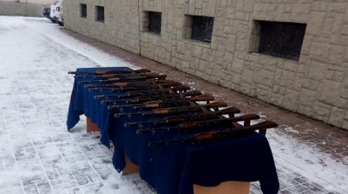 Ukrajna Oroszországba exportál fegyvereket