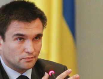 Klimkin: hosszabb átmeneti idő kell az oktatási törvény nyelvi cikkelyének bevezetéséhez