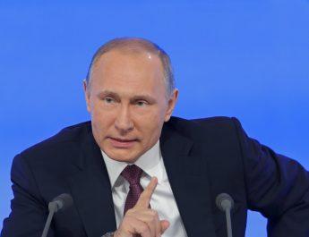 Putyin brit cégeket vonna be orosz gazdasági projektekbe