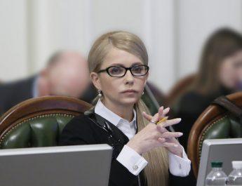 Kárpátaljára látogat Julija Timosenko