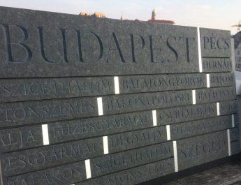 Ilyen lesz a Nemzeti Összetartozás Emlékhelye