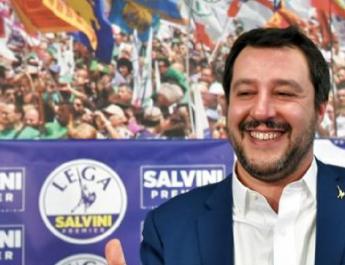 Marokkói migránsokat vádolnak azzal, hogy fel akarták robbantani Salviniék irodáját