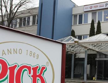 Emelkednek a bérek a Pick Szeged Zrt.-nél