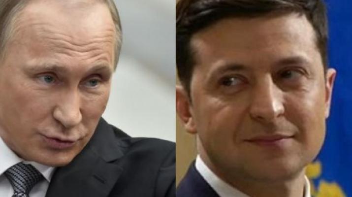 Putyin kész lenne tárgyalni Zelenszkijjel