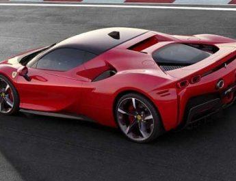 Hibrid Ferrari SF90 Stradale