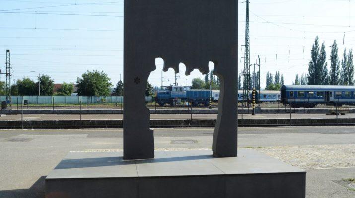 Pécs-Holokauszt emlékmű