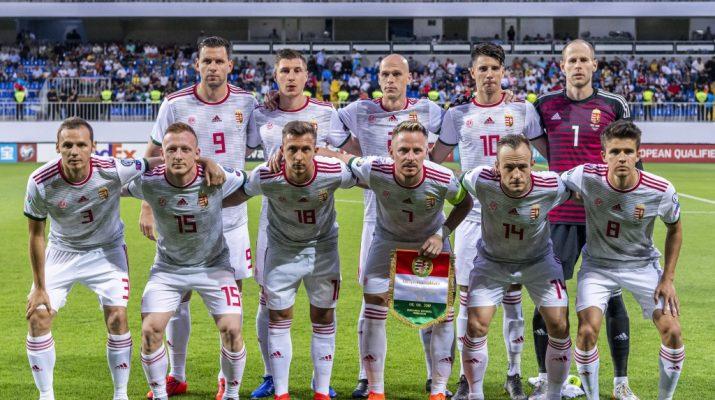 Labdarúgó Eb-selejtezők - Azerbajdzsán-Magyarország