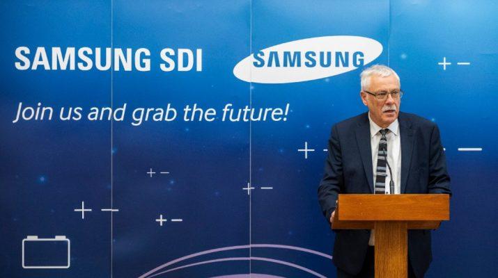 Samsung SDI Magyarország Zrt.