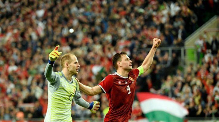 Magyarország-Azerbajdzsán válogatott labdarúgó mérkőzés
