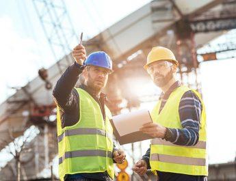 Csökkent az építőipari termelés az euróövezetben