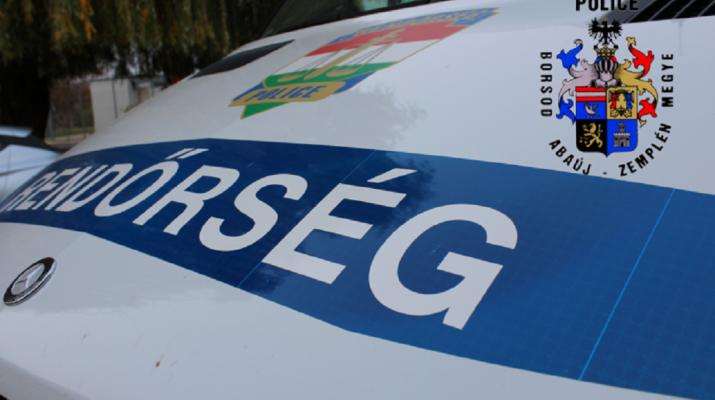 rendőrség,Borsod-Abaúj-Zemplén megye