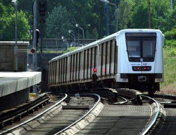 M2 Alstom Pillangó utca
