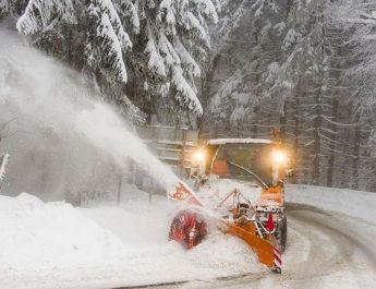 Havazás, főút