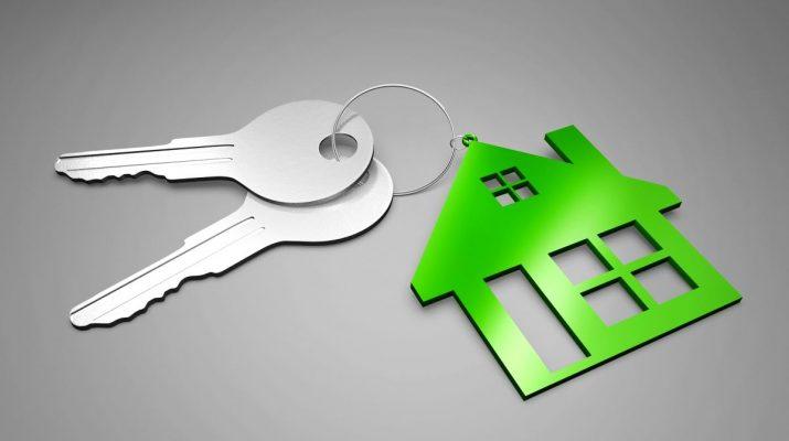 ingatlan lakás kulcs