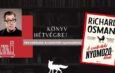 Könyv hétvégre! Vén csibészek: A csütörtöki nyomozóklub