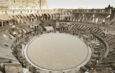 Behúzható padlót építenek a Colosseum arénájába