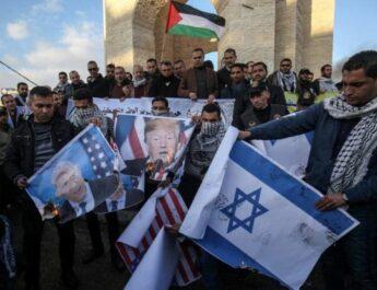Izraeli-palesztin konfliktus