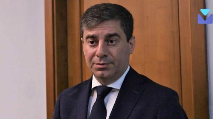 Dmitro Lubinec az ukrán parlament emberi jogi bizottságának elnöke