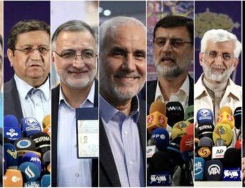 Irani elnökvaálasztás