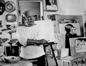 Valódi Picasso festmény egy szupermarketben