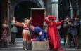 A Fatia Negra című musical bemutatója az Újszínházban