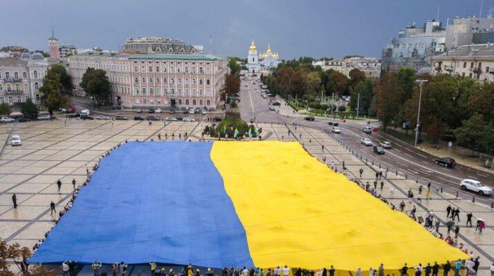 Ukrán függetlenségi ünnep