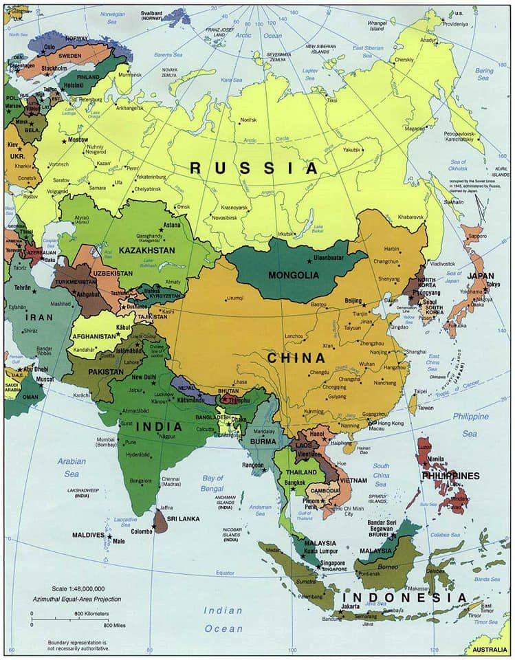 Orosz Kínai kooperáció