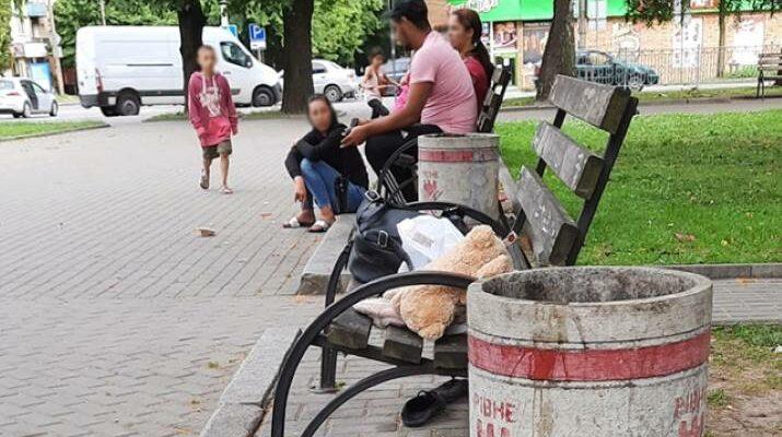 Romák Ukrajnában