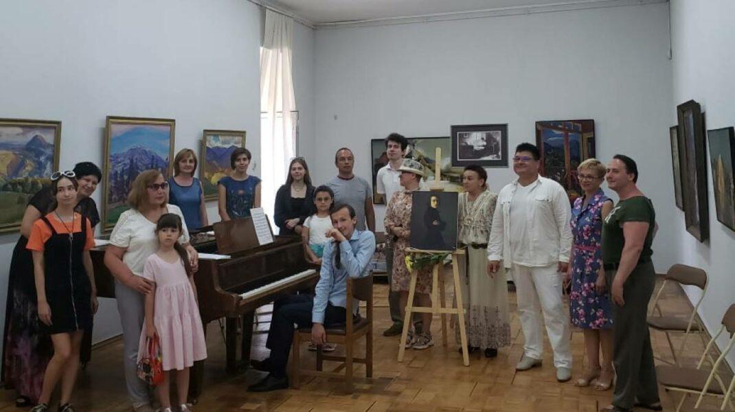 Liszt emlékkoncert Hmelnickijben