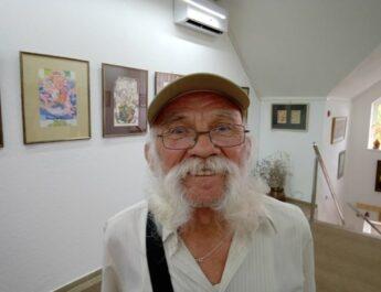 Réti János festőművész